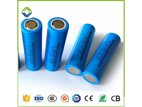 3.7v Lithium ion battery 18650