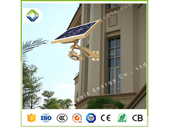 25w cob solar garden light