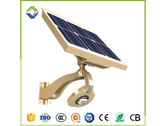 20w cob solar garden light