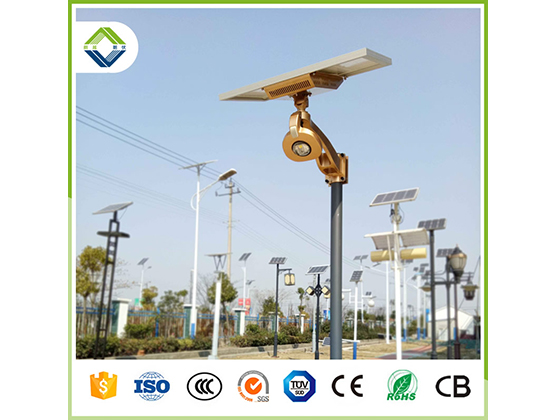 15w cob solar garden light