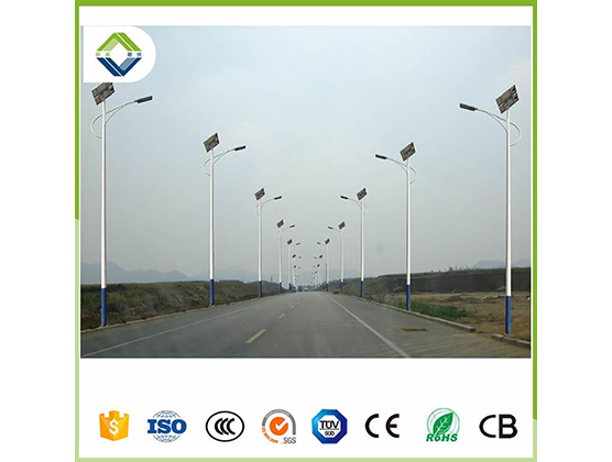 40w solar street light with lithium battery
