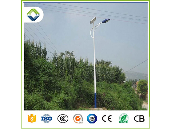30w solar street light with lithium battery